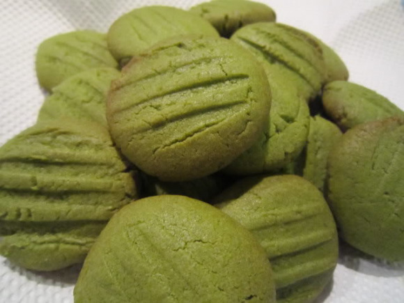 Green Tea Sweets