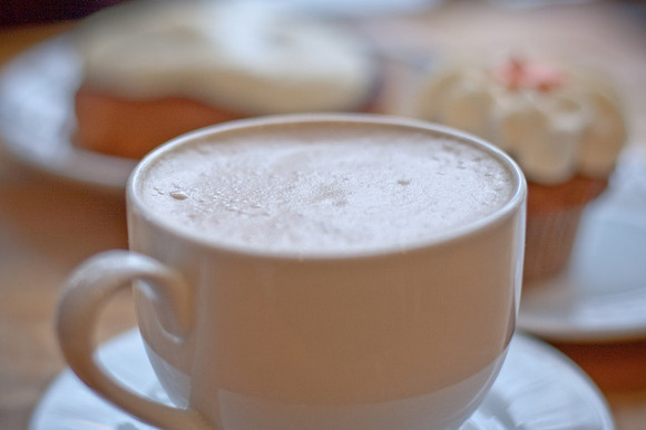Yummy Chai Latte