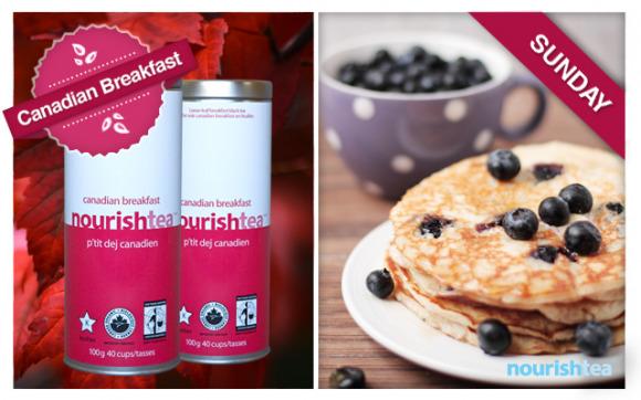 Sunday: Classic Pancakes