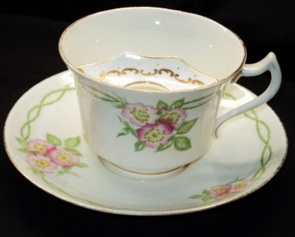 Tea History: The Moustache Cup