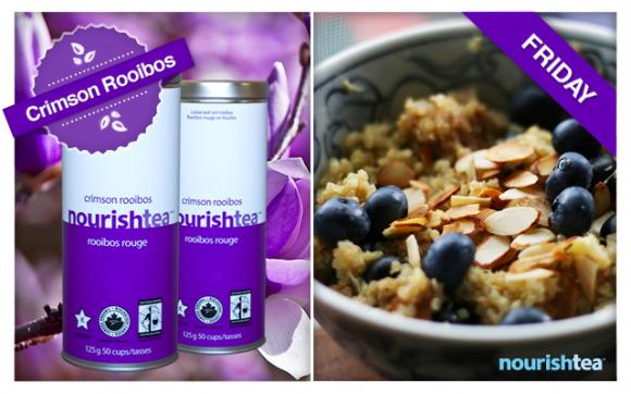Friday: Quinoa Breakfast Bowl