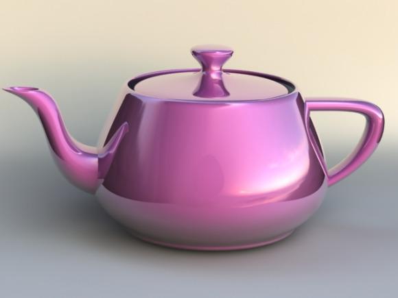 3D Printing A Teapot